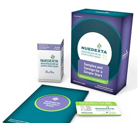 Elderly nursing home residents are dangerously overprescribed the medication nuedexta causing injury and death.