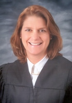 Headshot of Cuyahoga County Probate Court Judge Laura J Gallagher