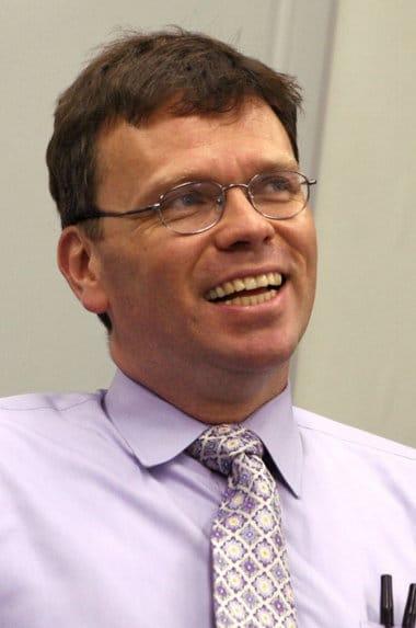 Dr. Thomas P. Gilson Cuyahoga County Medical Examiner
