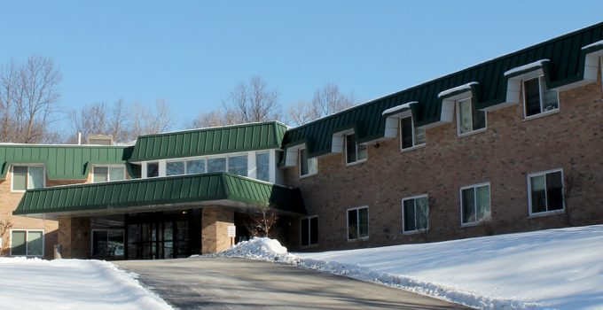 This is a picture o Wyant Woods Care Center, where a resident was neglected and died, according to a lawsuit.