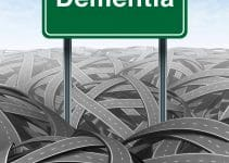 Dementia road sign