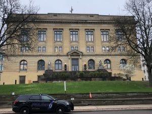 Summit County Ohio Courthouse